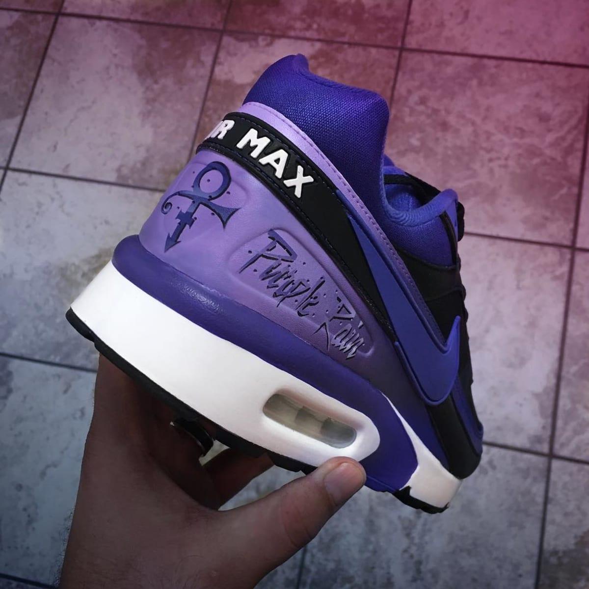 Air Max Purple Rain Shoes
