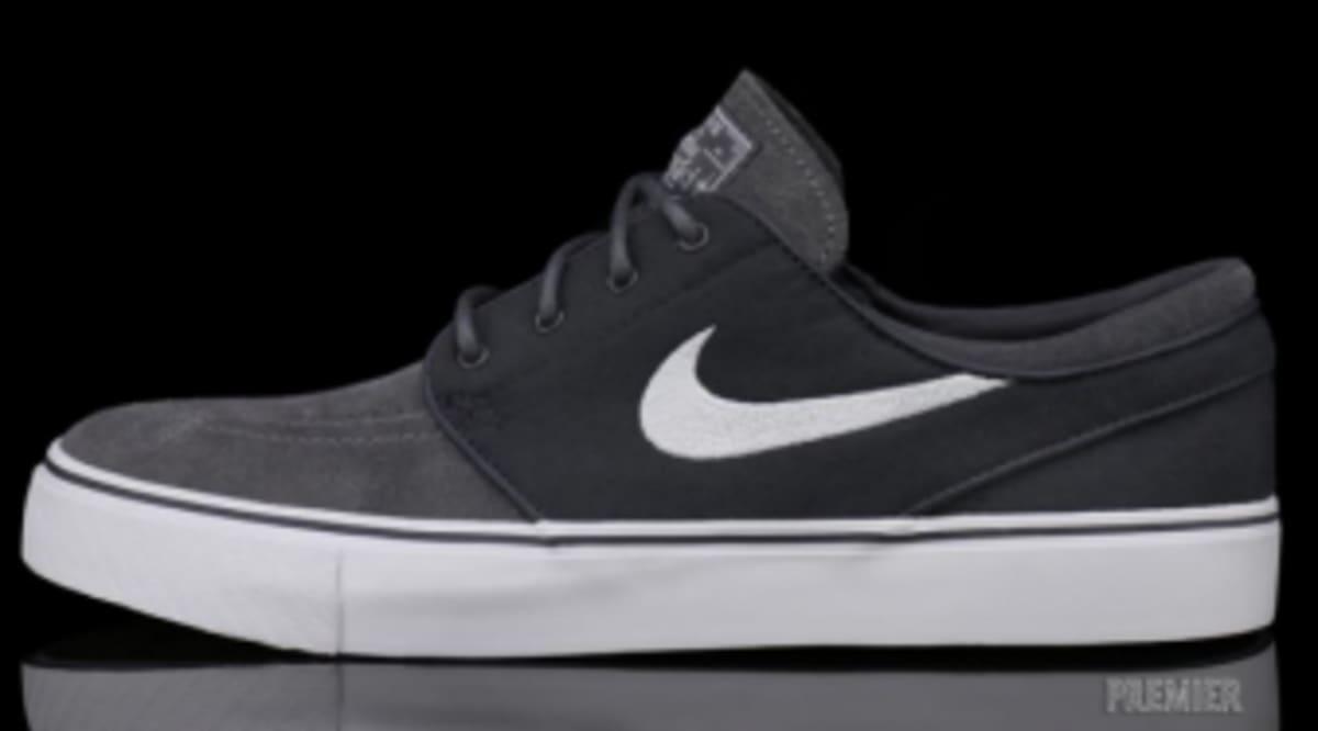 Nike SB Zoom Stefan Janoski - Anthracite  370707884