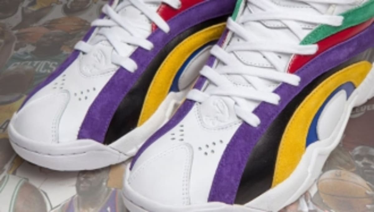 3d0e7eade090 Sneakersnstuff x Reebok Shaqnosis  Tribute