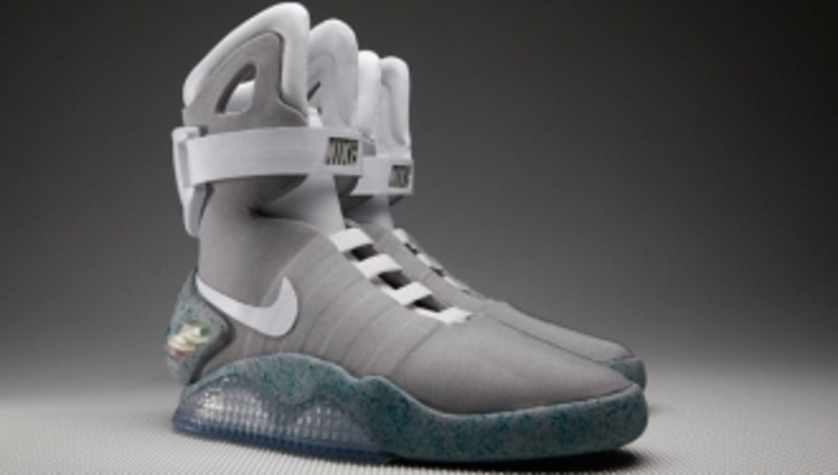 974816b1db93 Tinker Hatfield Confirms Power Laces Will Return In 2015. Will It Be The MAG