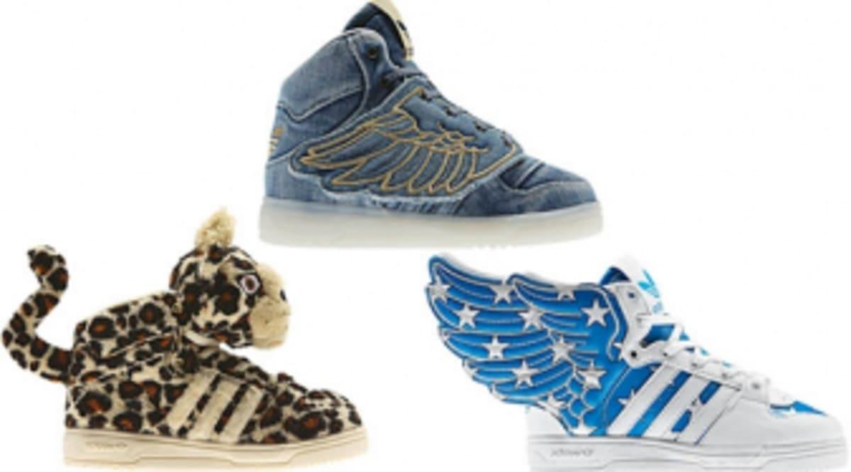 49ac2184a600 adidas Originals by Jeremy Scott - Spring Summer 2012 Kids Releases ...