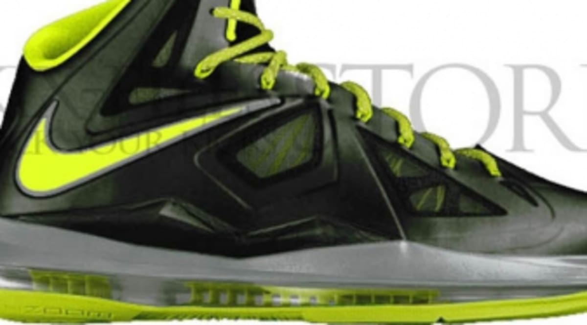 info for eb9d0 4bbbb Nike LeBron X