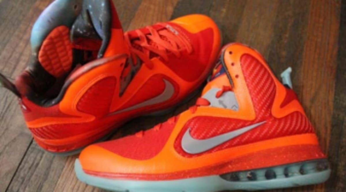 Nike LeBron 9 - All-Star | Sole Collector