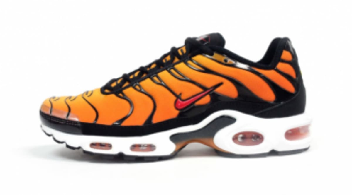 086b33b846 Nike Air Max Plus - Tour Yellow / Team Orange / Black | Sole Collector