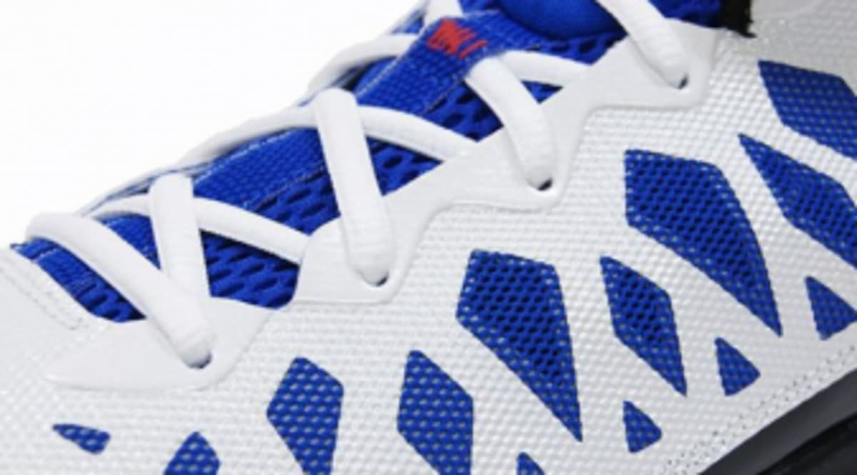 on sale 697ce 8ac9f Jordan CP3 VI - White Sport Red-Black-Game Royal   Sole Collector