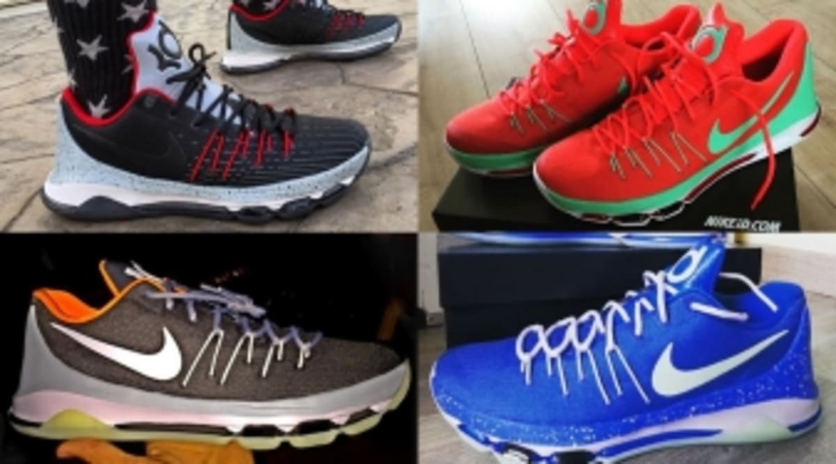 new arrival 1bf90 db7e1 The 50 Best NIKEiD KD 8 Designs