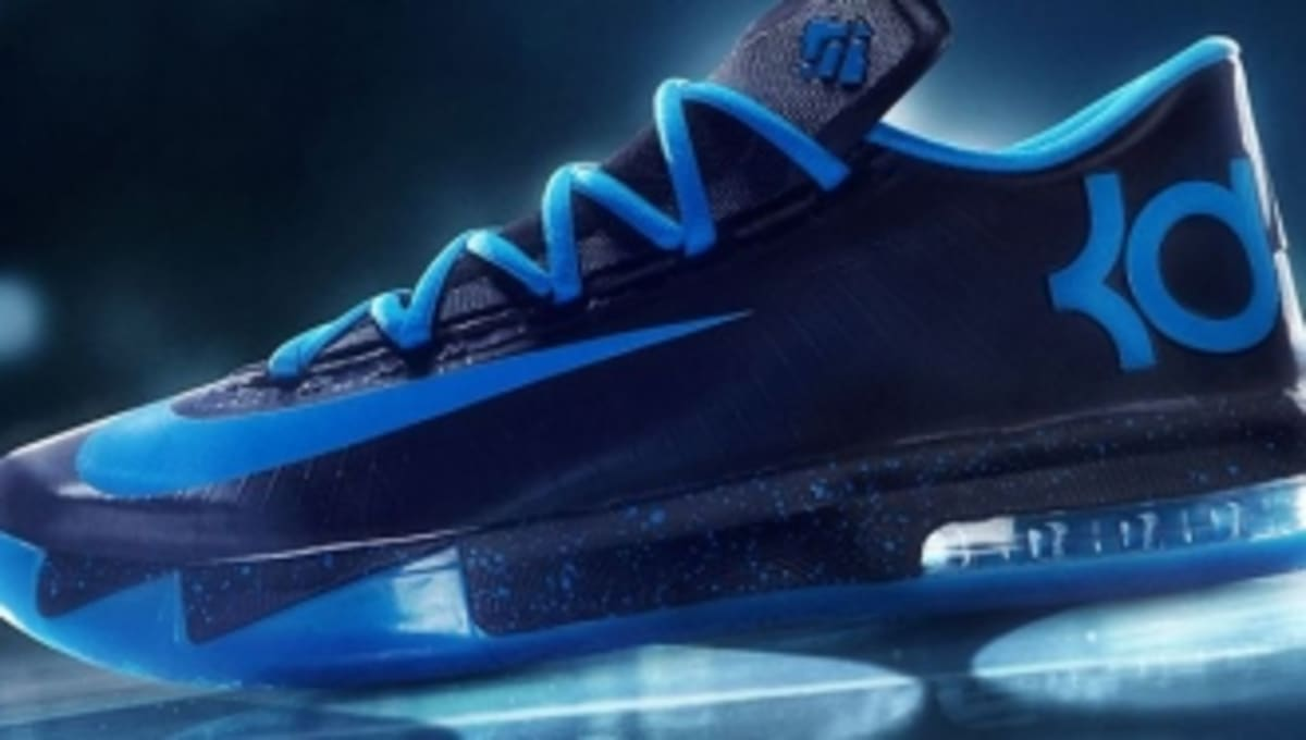official photos a35a2 901a9 Kevin Durant s New  Chroma  NIKEiD KD 6 PE   Sole Collector