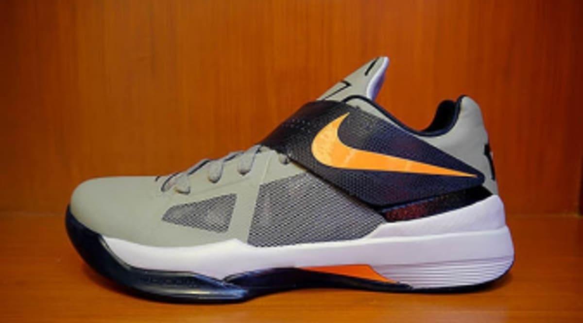 98d43a5cd0b7 Nike Zoom KD IV - Rogue Green Total Orange-Black-Wolf Grey