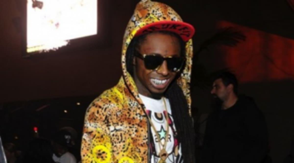 80f0e116af11 Lil  Wayne Jordan Son of Mars