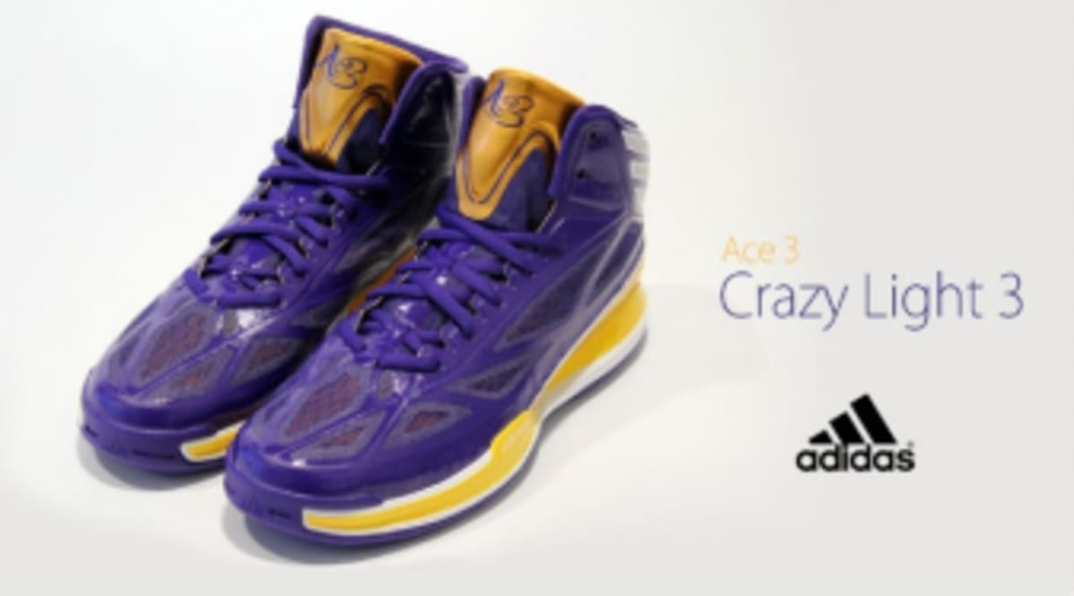 Adidas Adizero Crazy Light 3 Candace Parker Pe Sole