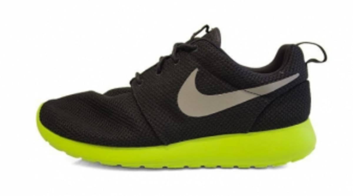 best website e0535 72a8b Nike Roshe Run - Anthracite   Wolf   Cyber