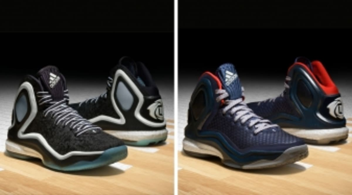 3d751d32fdae Chicago Inspires Two New adidas D Rose 5 Boost Colorways