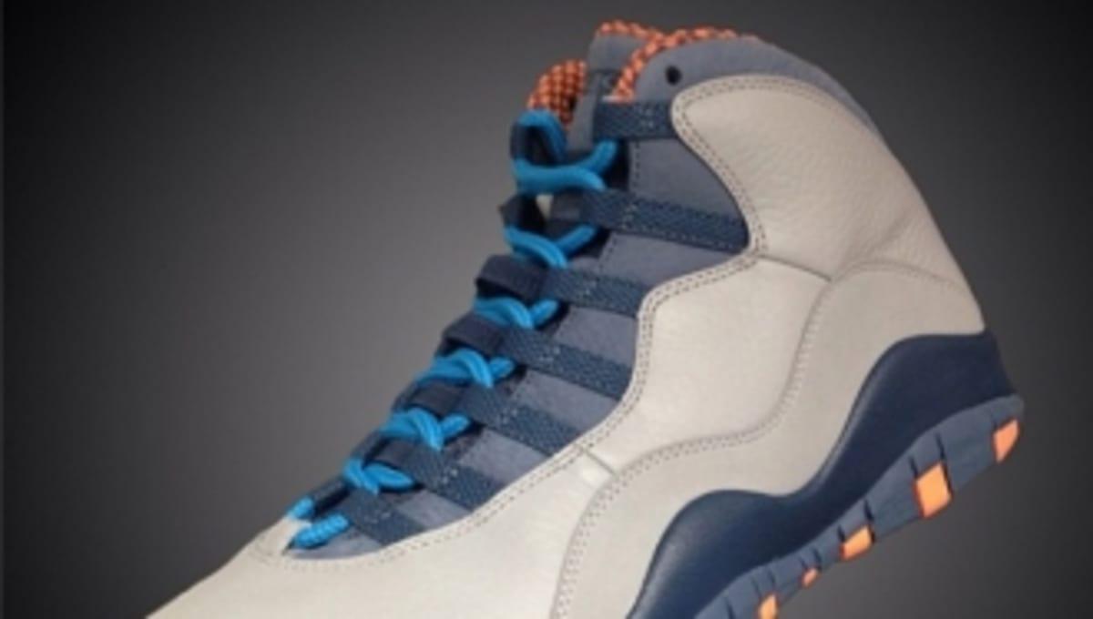 9d2f53fad2611d Air Jordan 10 Retro - Charlotte Bobcats