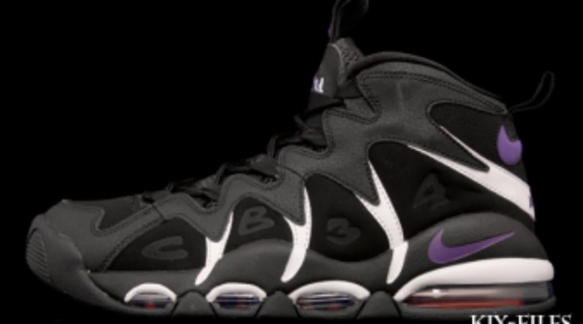 reputable site 1d207 c5714 Nike Air Max CB34 - Black Club Purple-Team Orange - New Images   Sole  Collector