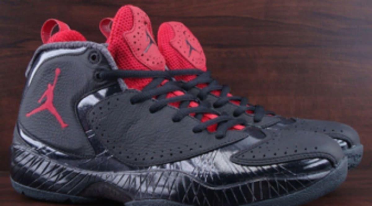 Air Jordan 2012 - Black/Varsity Red-Anthracite