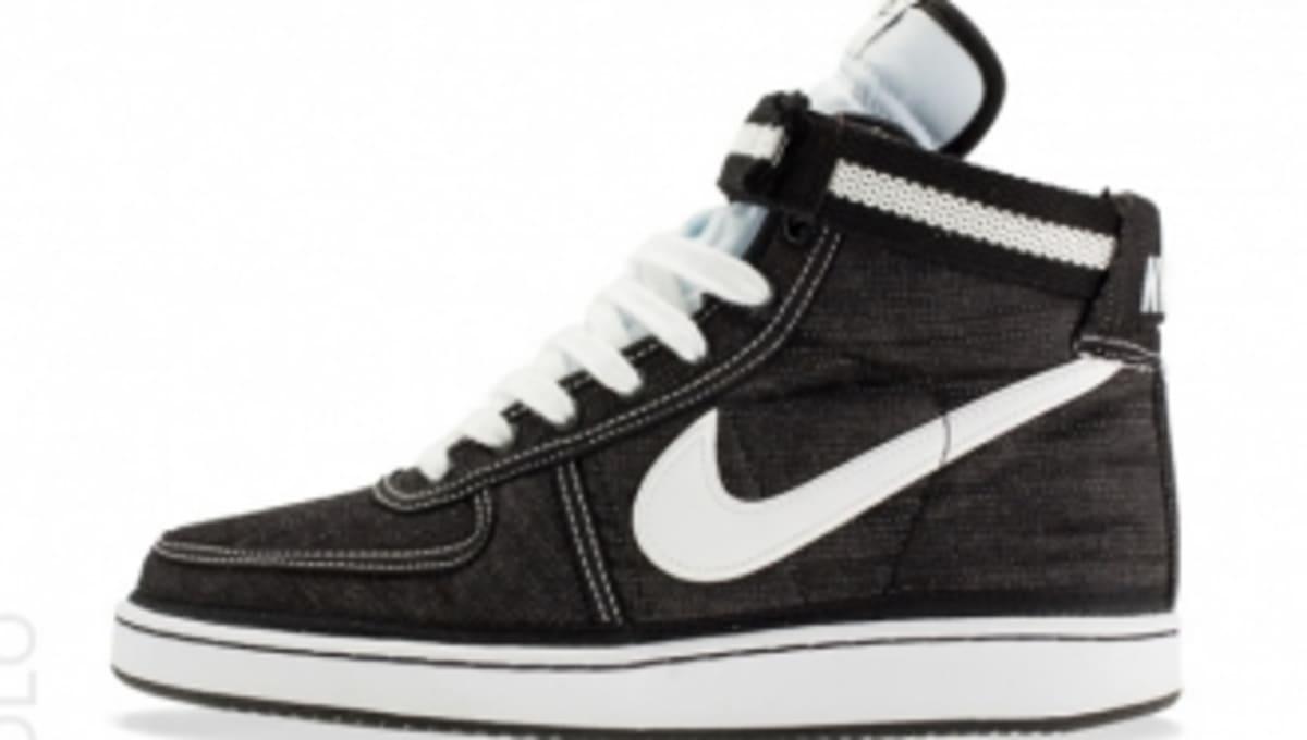 2e5609c8b5528e Nike Vandal High Supreme - Black Denim