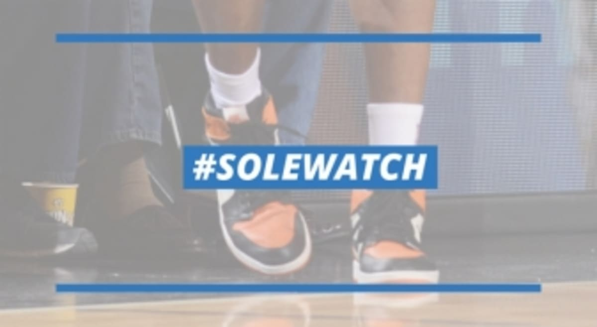 e3efc411a5e #SoleWatch: P.J. Tucker Breaks Out the 'Shattered Backboard' Air Jordan 1 |  Sole Collector