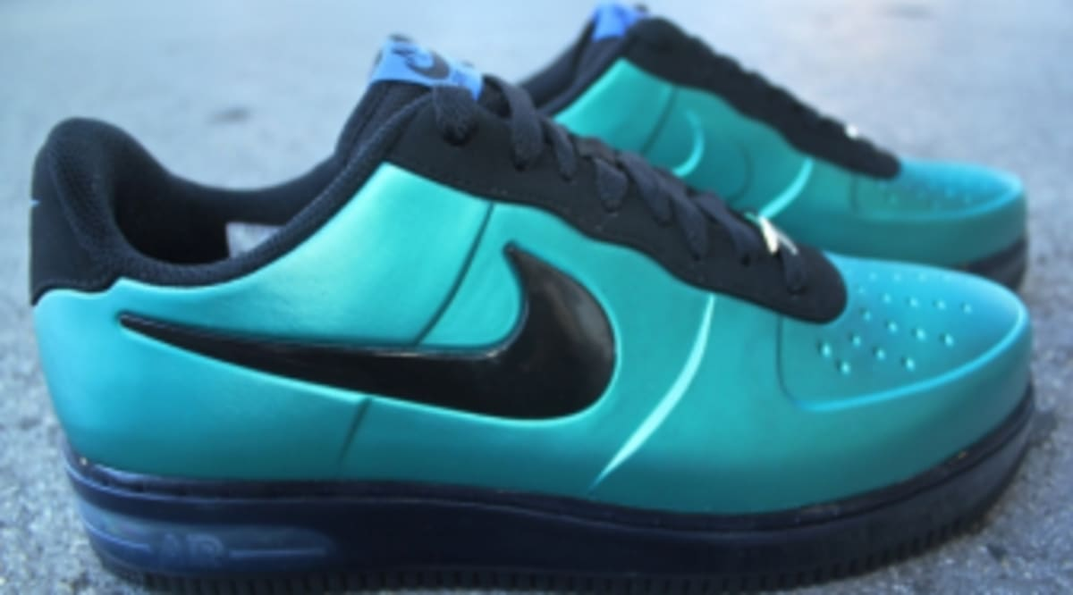new product ab10a 76fab Release Date    Nike Force 1 Foamposite Pro Low - New Green   Sole Collector