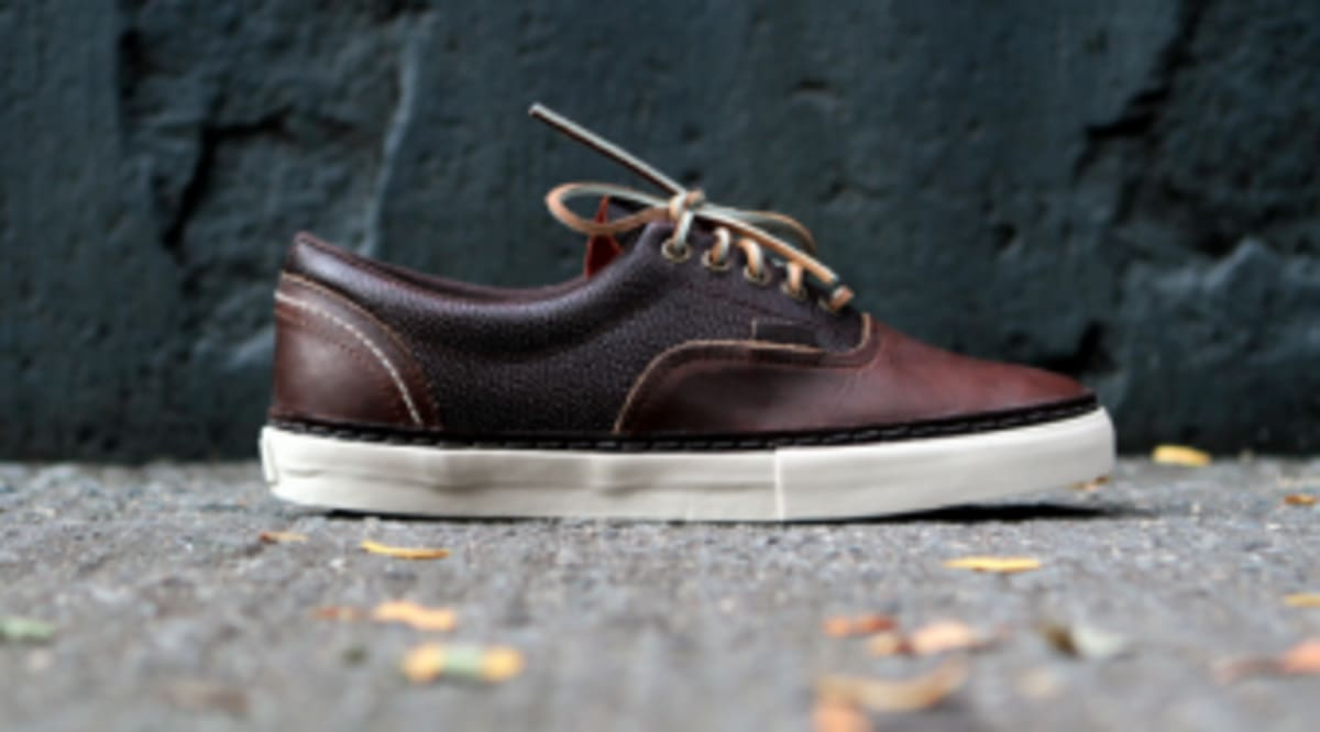 e461646465 Vans Vault Era LX - Horween Leather - Now Available