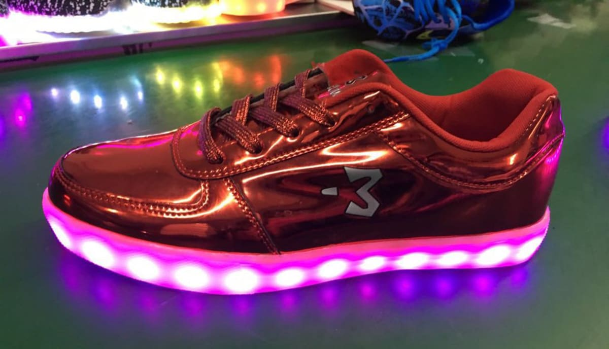 Stephon Marbury Light Up Sneakers  d6a892bca8ad
