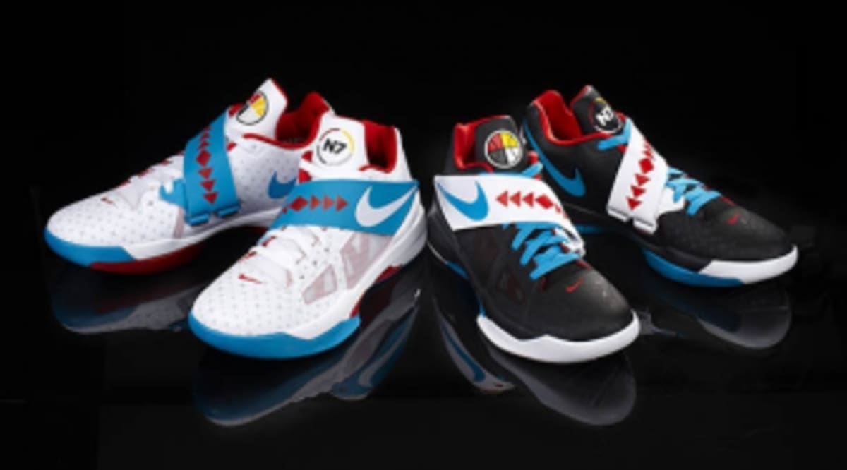 new style 53c30 c9b52 Nike N7 Zoom KD IV Officially Unveiled