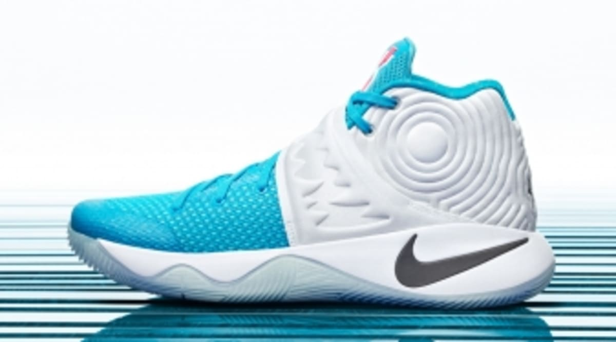 new style 3d76c 72a14 This Kyrie Irving Shoe Is Inspired by the Abominable Snowman   Sole  Collector