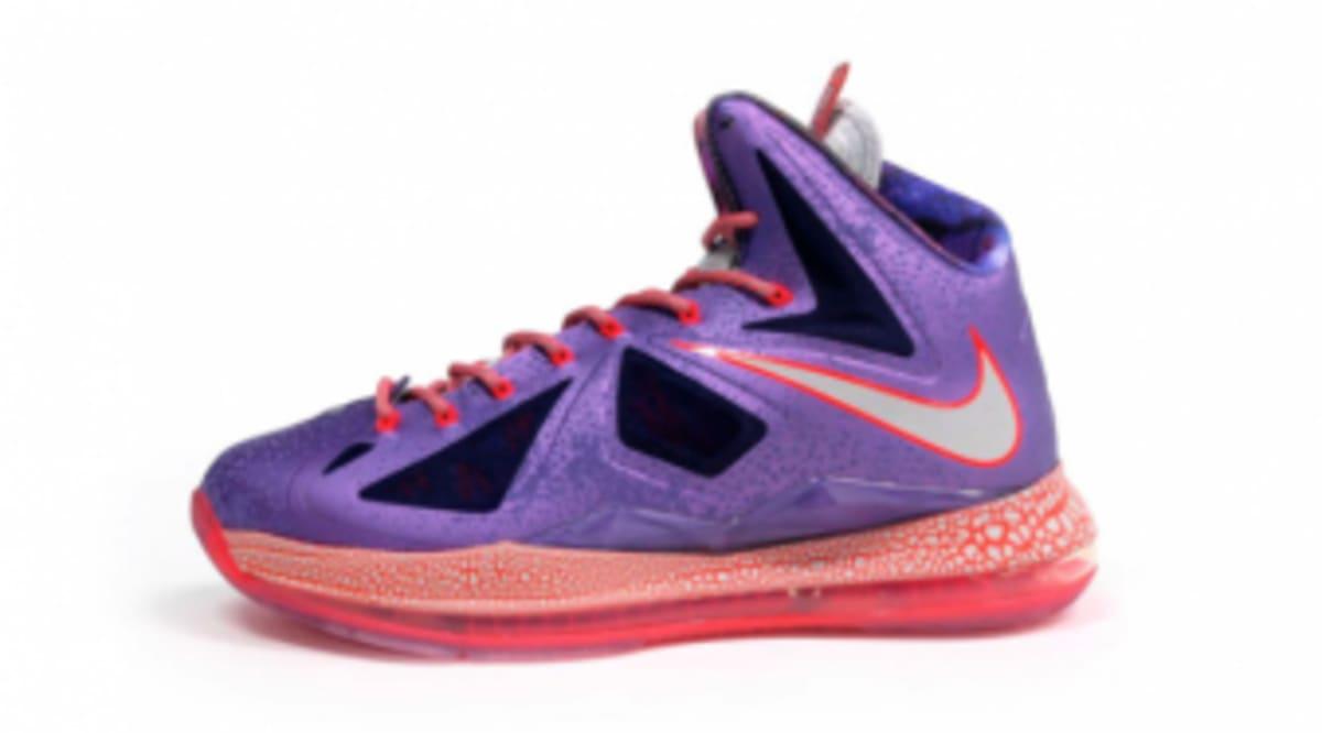 new concept c1ba5 e99b9 Nike LeBron X