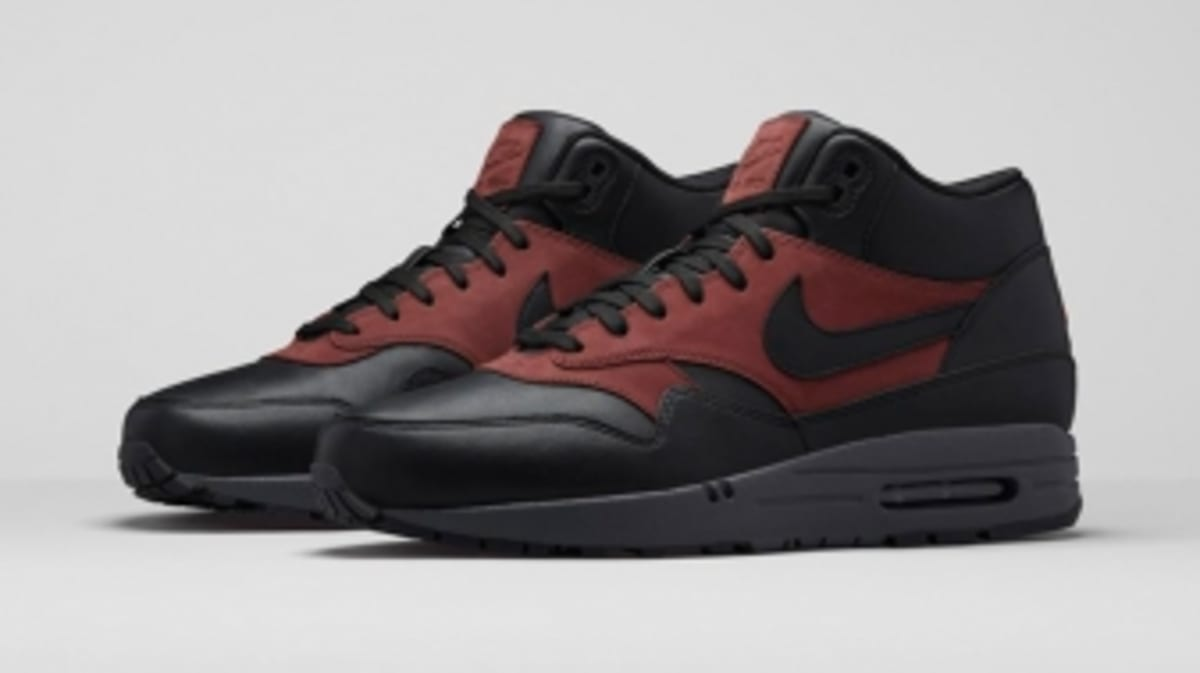 5befdbd7bb Nike Air Max 1 Mids Meant for Winter | Sole Collector