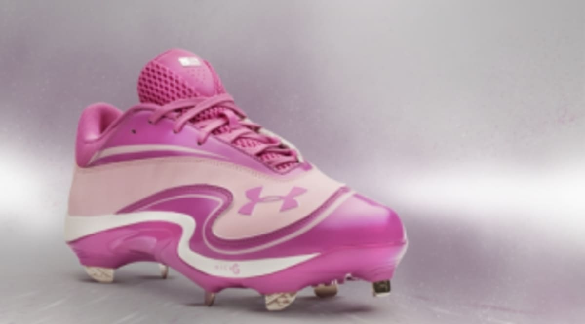 Under Armour Baseball Mother S Day Exclusives Sole