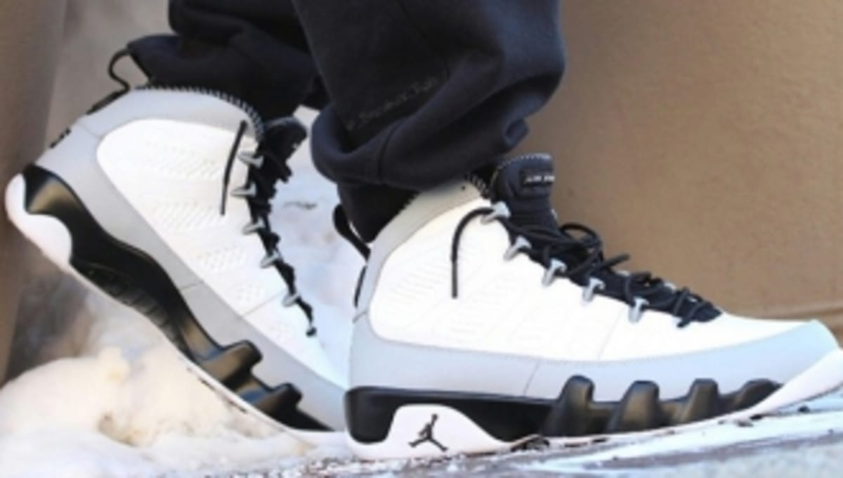 6bb8ff3281faba New Images of The  Birmingham Barons  Air Jordan 9 Retro