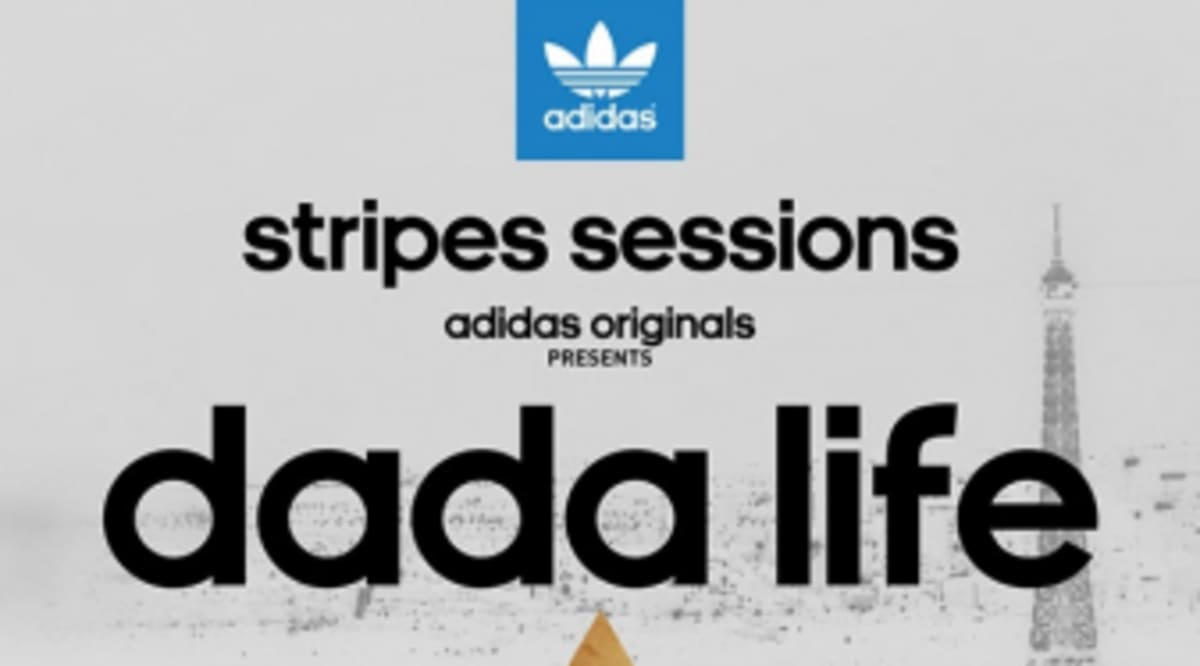 adidas Originals Presents Stripes Sessions 2012  cd71090c0