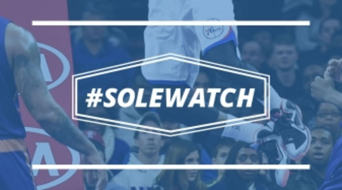 huge selection of e5805 1d1a7  SoleWatch  Tony Wroten Wears  Mango  Nike LeBron 9   Sole Collector
