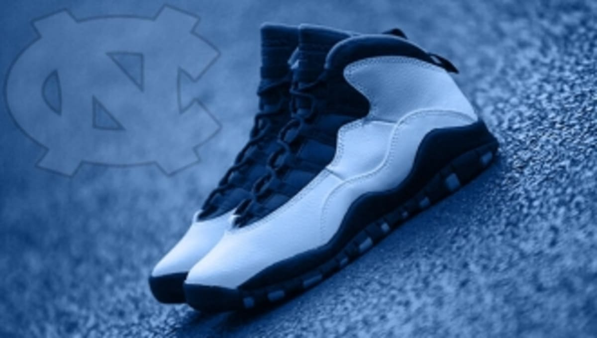 92700c5a42beca The Top 10  UNC  Air Jordan Releases of All-Time