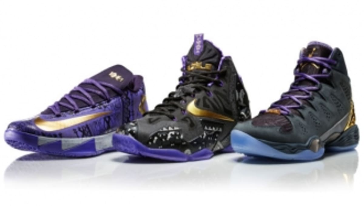 38794462b835 Nike   Jordan Officially Unveil 2014 BHM Collection for LeBron