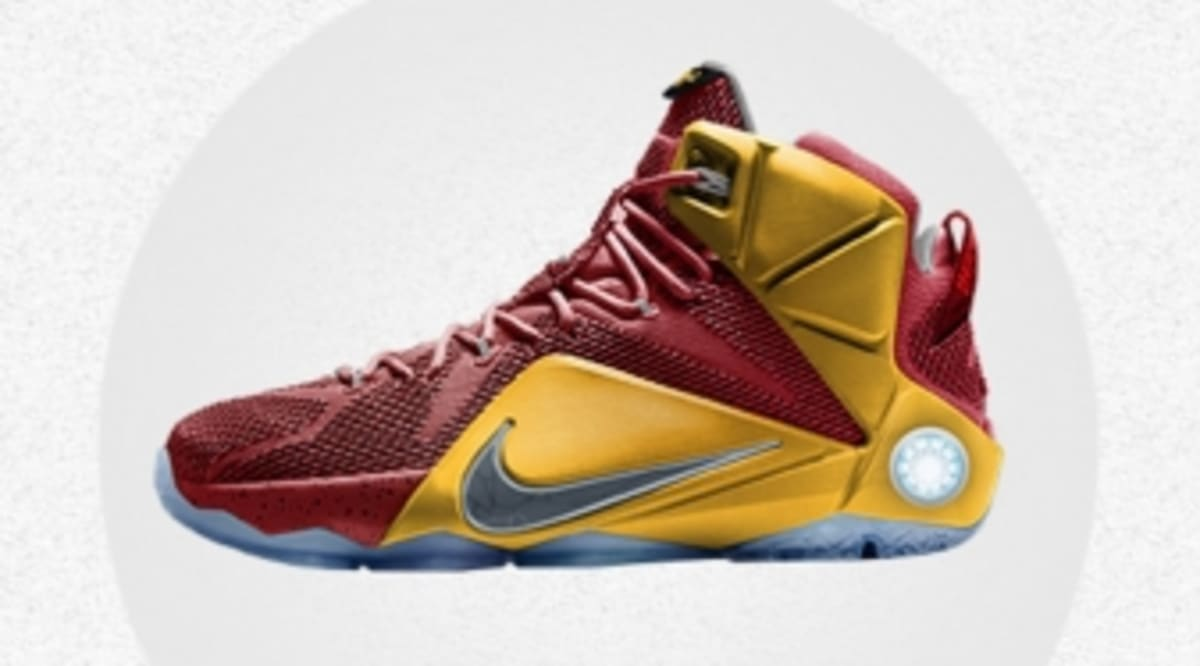 If Only These Superhero Signature Sneakers Were Real