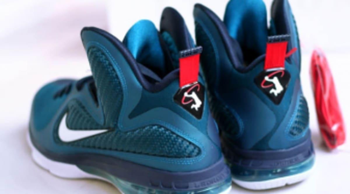 3fb50e463 Nike LeBron 9 - Swingman