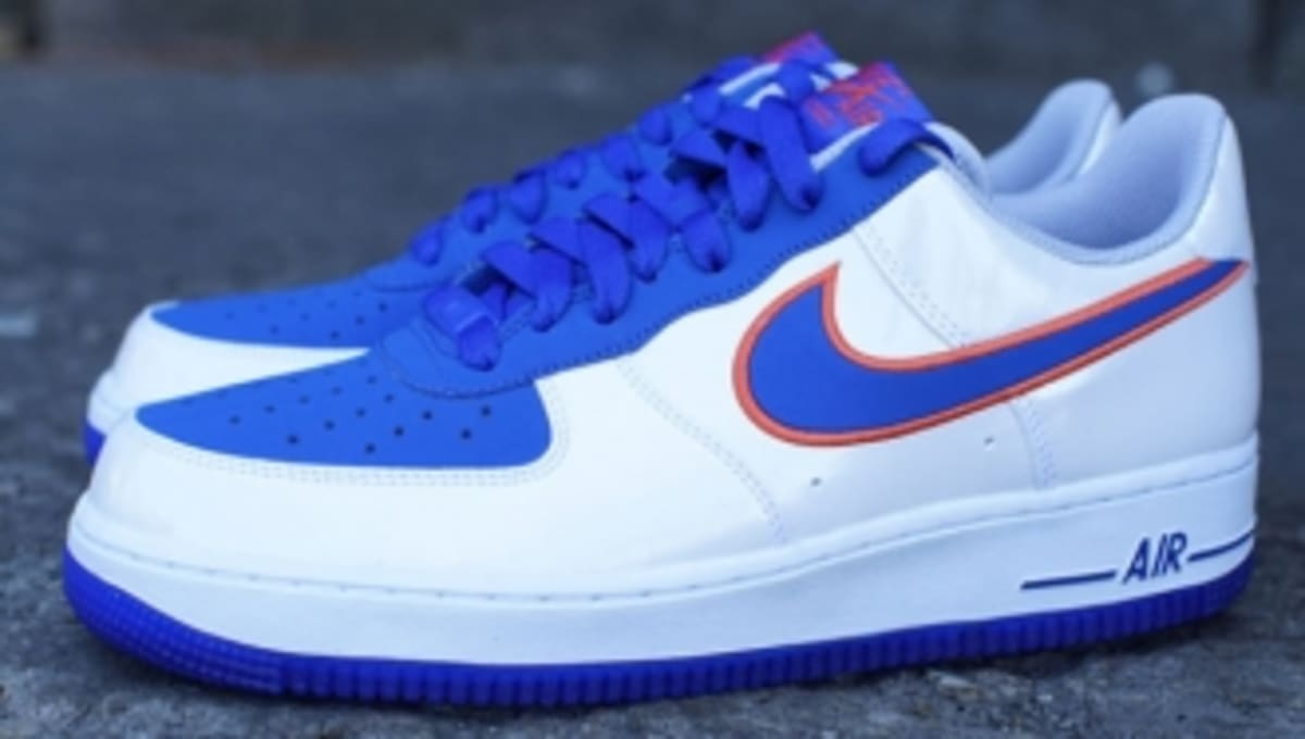 brand new 2a4d8 84cba Nike Air Force 1 Low - New York Knicks