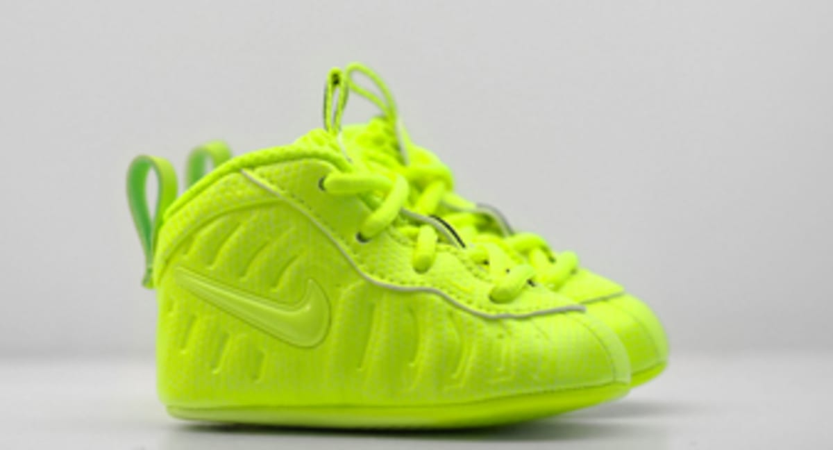 bf7d3f5e8a6 Lace Your Baby Up In These  Volt  Foam Pros This Christmas