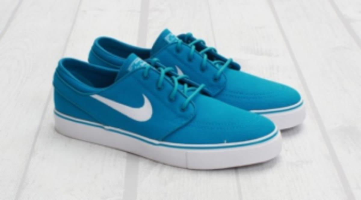 Nike Zoom Stefan Janoski - Neo Turquoise  a0cc50920bbd
