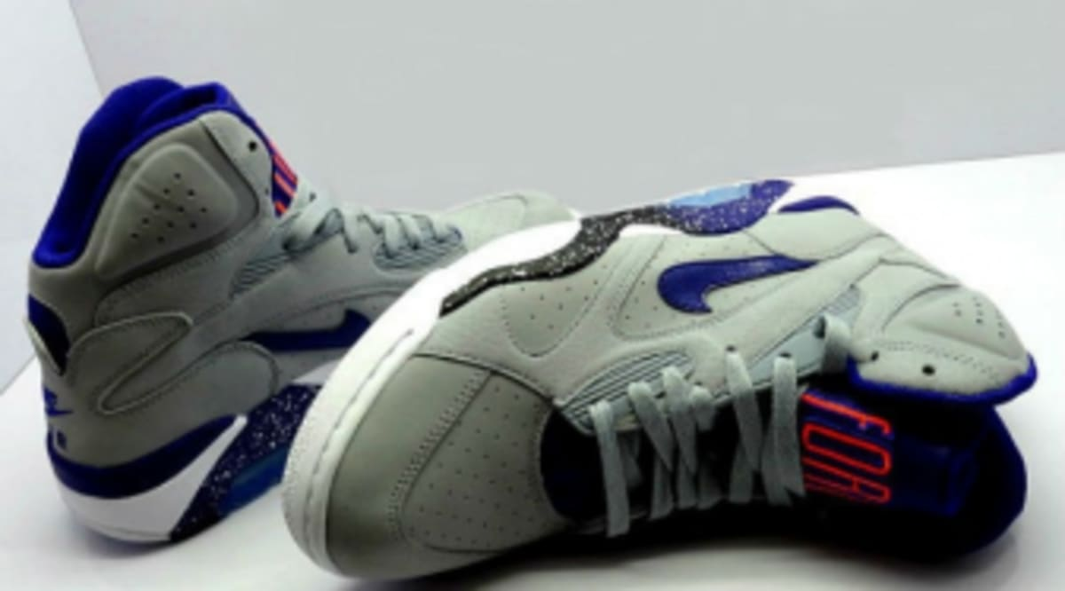 new style 97158 cb3be Nike Air Force 180 High - Wolf Grey   Sole Collector