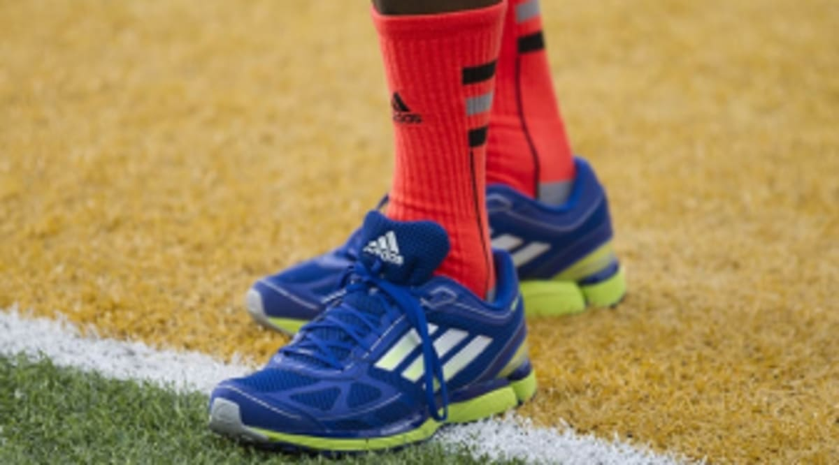 best service d6660 2ace3 adidas launches adizero sonic 3 with rgiii