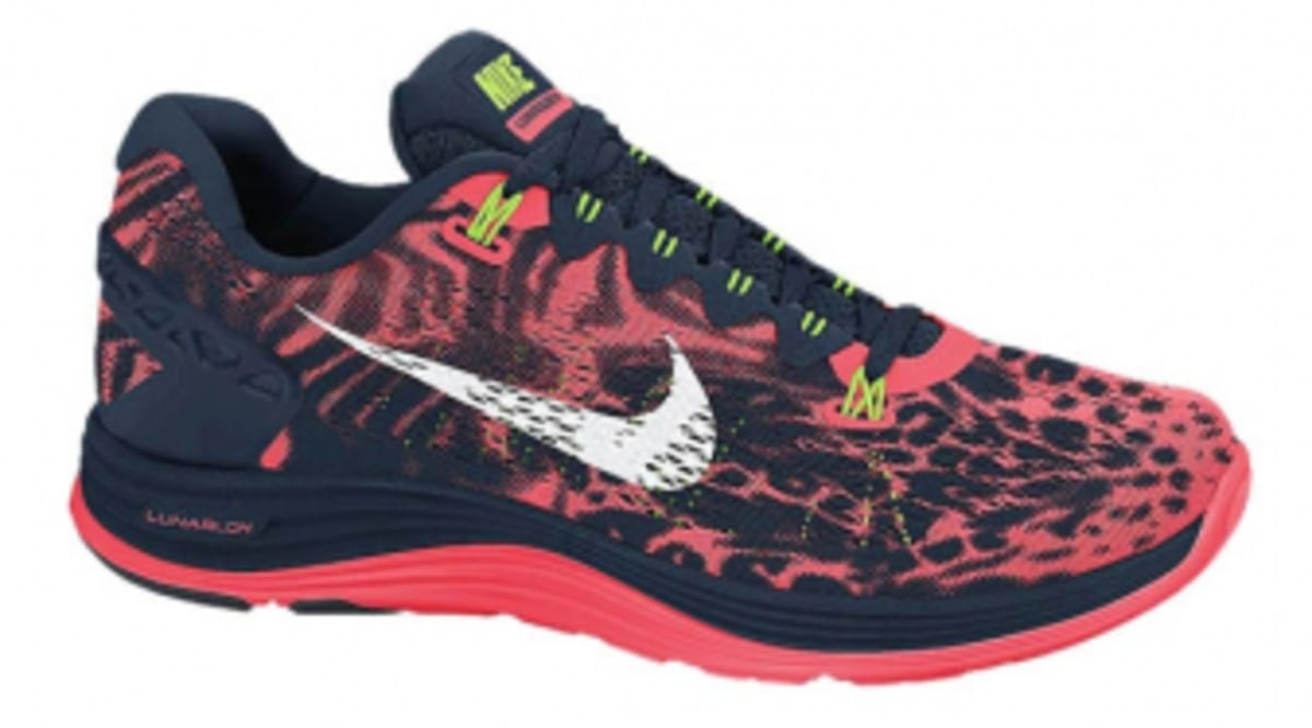 finest selection 70291 6085e ... usa nike lunarglide 5 premium armory navy atomic red sole collector  365f0 46c1e