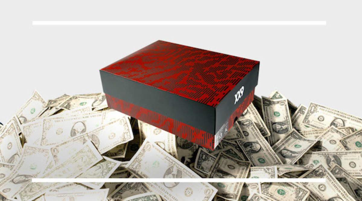 Current Market Value for All Air Jordans Released in 2014