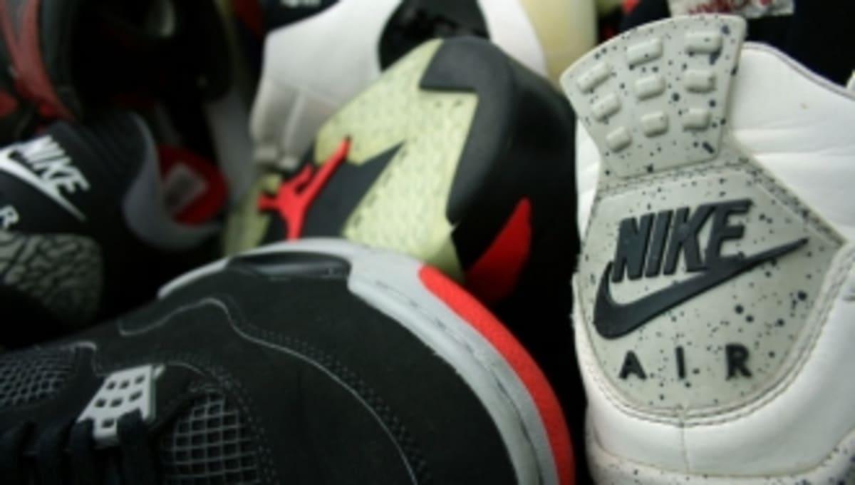 wholesale dealer 148ba e7939 Most Retroed Air Jordans   Sole Collector