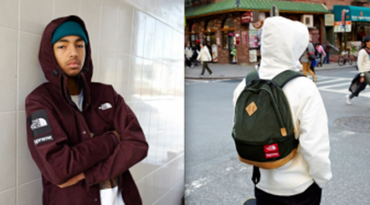 5217496230 Style // Supreme x The North Face Fall/Winter 2012 | Sole Collector