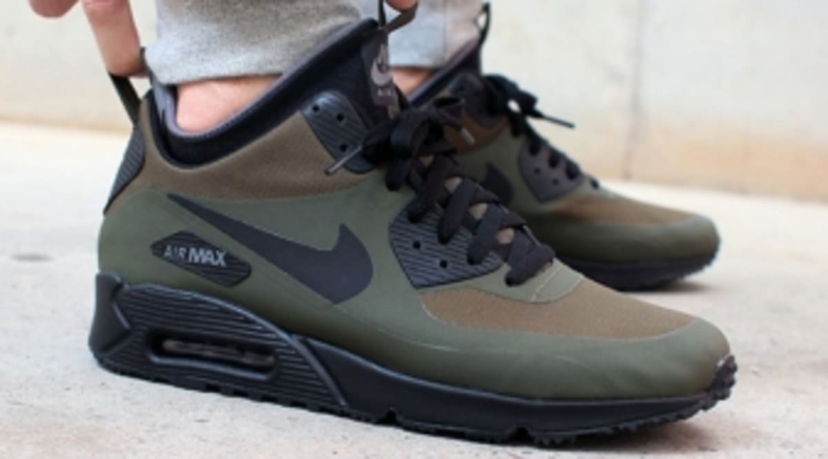 The Nike Air Max 90 Is Getting Ready for Winter   Sole Collector