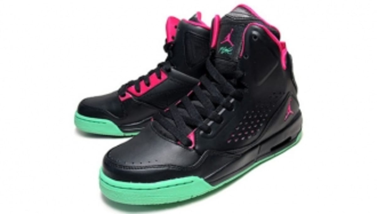 Jordan SC-3 In The Most Shameless Colorway Ever