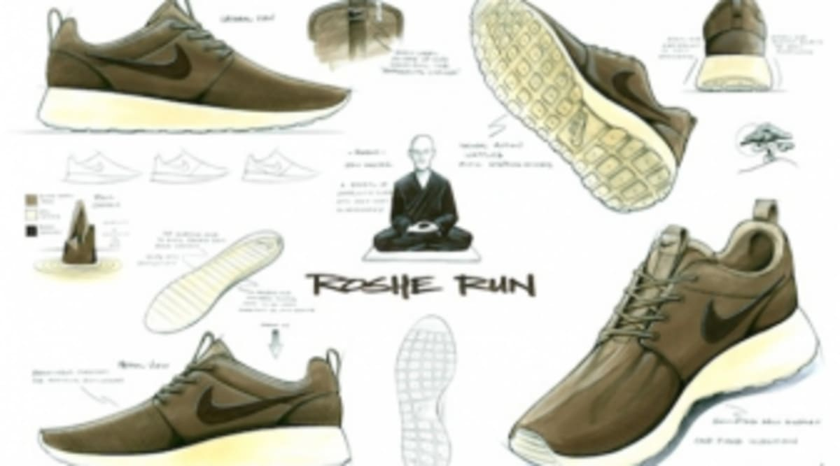 separation shoes 01d41 dfdde The Story Behind The Nike Roshe Run