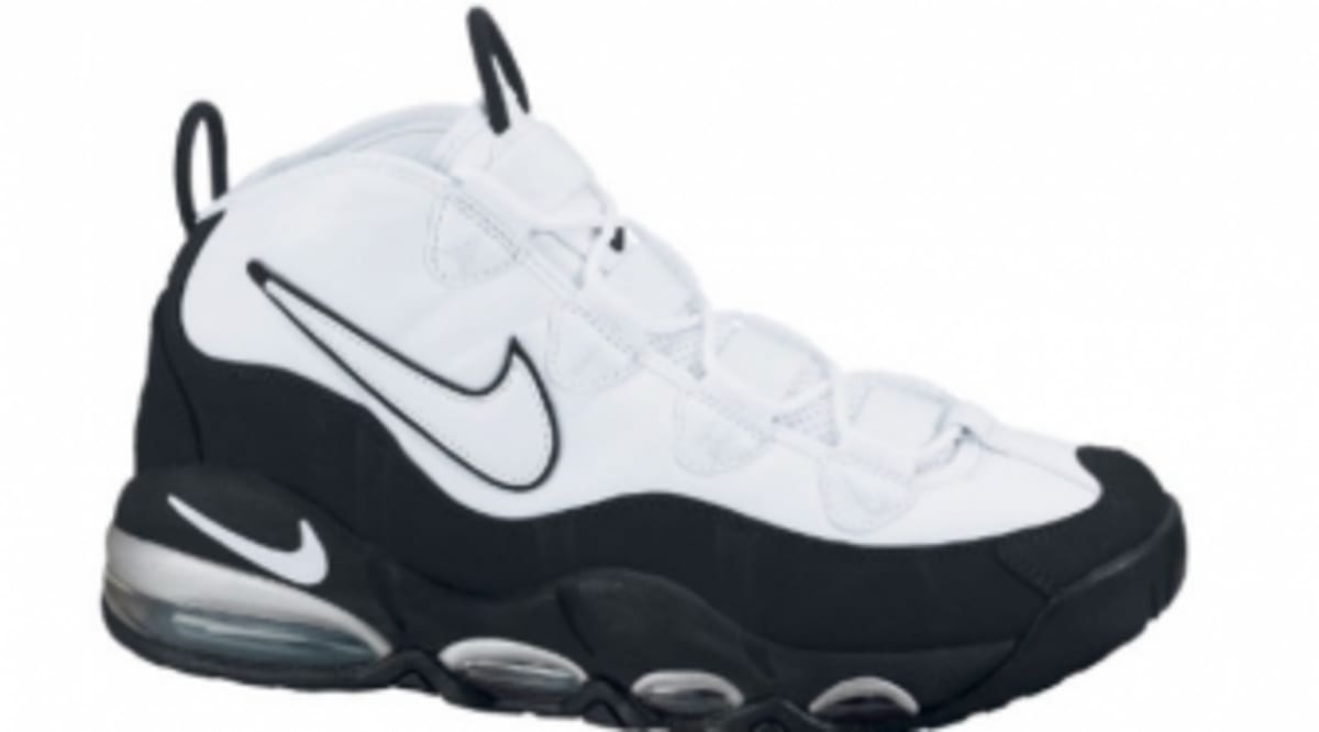 03a110d68d Nike Air Max Uptempo '95 - White/Black-Mystic Teal - Now Available ...