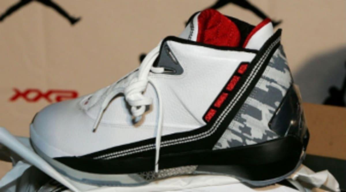 4f639a8bbc936b Flashback    Air Jordan XX2 Launch Event In 2007